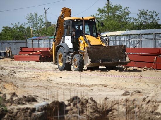 Народный спортивный объект скоро откроется под Волгоградом