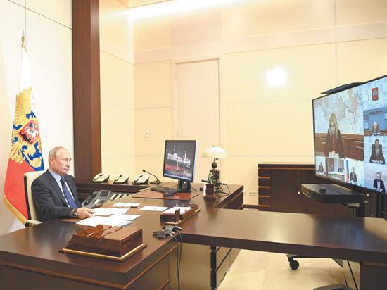 """Путину рассказали о феномене Заворотнюк: """"Осталась только Анастасия"""""""