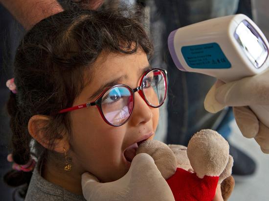 Растет количество детей, пострадавших от COVID-19