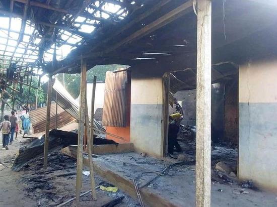 Боевики ИГИЛ активизировались в Мозамбике