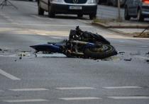 Резкий рост числа аварий с участием мотоциклистов зафиксирован в Хабаровском крае