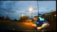 Пьяный водитель угнал автомобиль и устроил гонки с полицией в Мегете