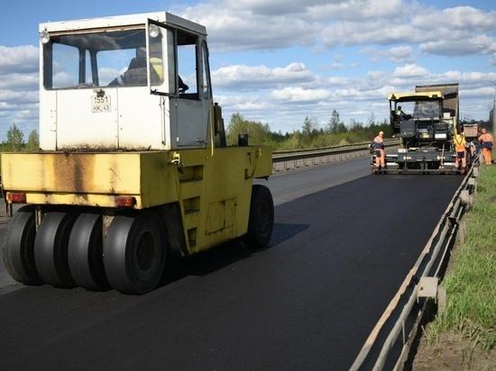 В Кирове начали ремонт нового моста