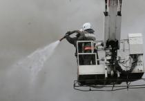 Четыре человека погибли на пожаре в Осинниках