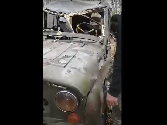 Медведь «порвал в клочья» машины охотников под Магаданом