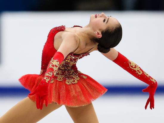 Фигурное катание: в сборную взяли Загитову и Медведеву, без Коляды