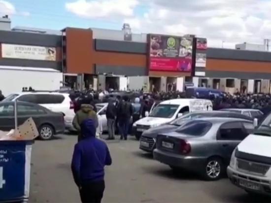 Подоплека беспорядков на «Фуд Сити»: «Напряженка чувствовалась с начала самоизоляции»