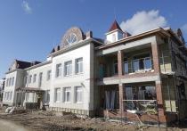 Вне пандемии: строительство детских садов непрерывно ведется на Вологодчине