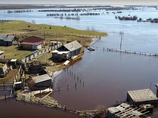 Эксперты опасаются новых затоплений