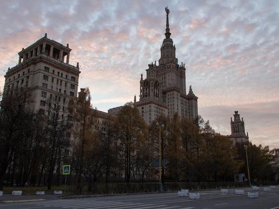 Украина ввела санкции против МГУ и Эрмитажа