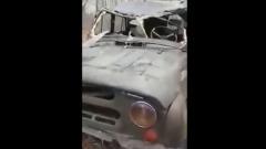 Медведь на Колыме порвал в клочья машины охотников