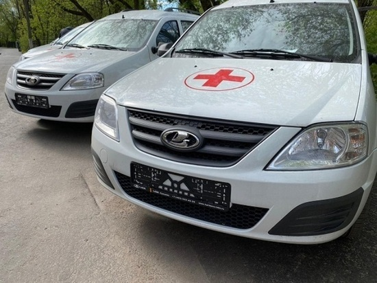 Серпуховская «скорая» получила семь новых автомобилей