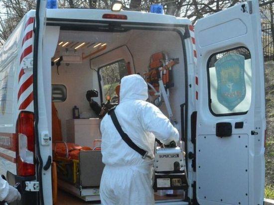 Жертвами коронавируса в Петербурге стали еще шесть человек