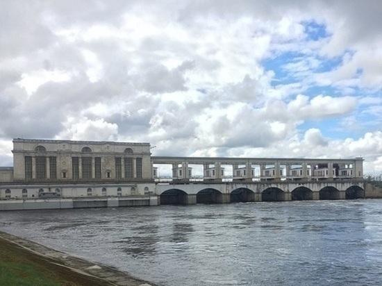 Приток к створу Рыбинского гидроузла снижается