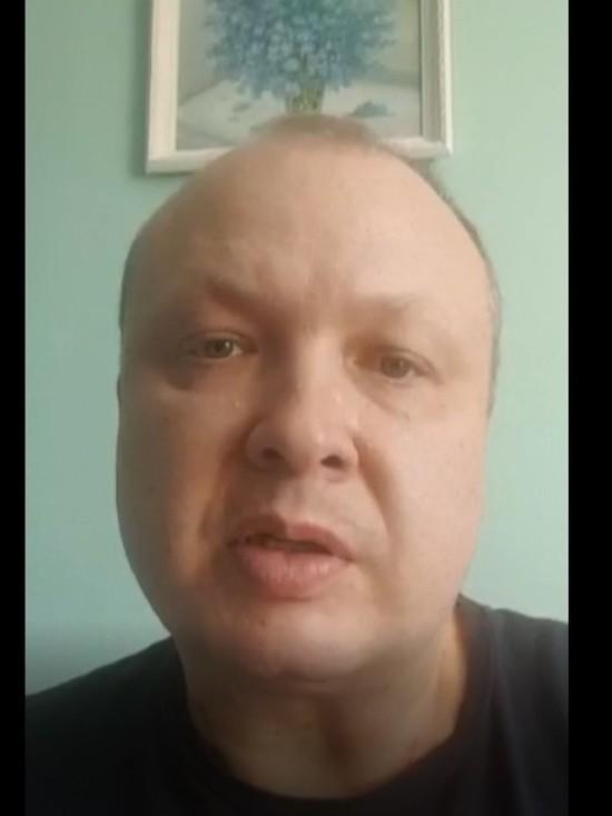 Выздоровевший после переливания плазмы врач записал видеообращение