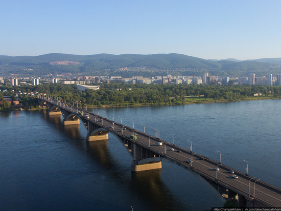 В Красноярск вернется летняя жара