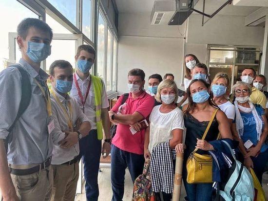 Туристы из Ивановской области, которые вынужденно провели в Танзании два месяца, вернулись на родину
