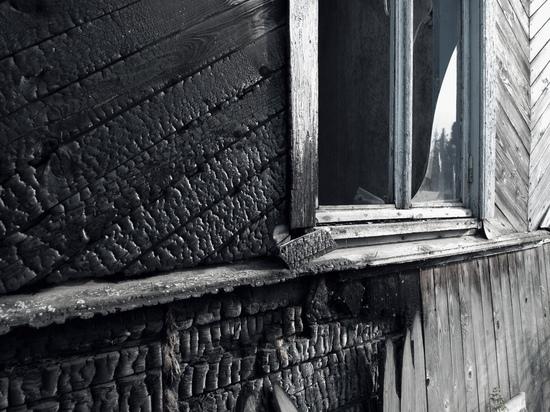 В Тульской области за минувшие сутки произошло три пожара
