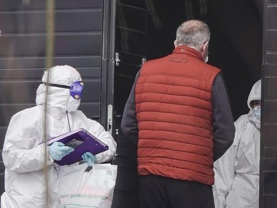 В России 9709 новых случаев коронавируса, почти половина без симптомов