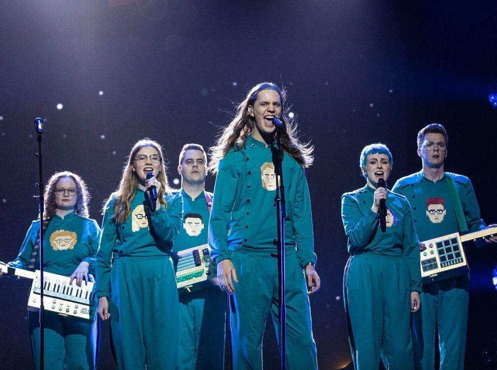 Евровидение-2020 закончилось совместной онлайн-песней: фото фаворитов шоу