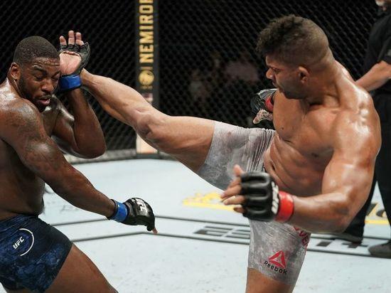 UFC провел третий за неделю турнир в Джексонвилле