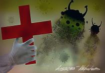 На прошедшей неделе у коронавируса выявился необычный «побочный эффект»: люди стали лучше видеть