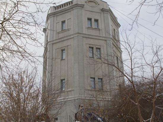 В Екатеринбурге отремонтируют башню, построенную почти 100 лет назад