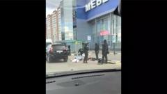 В Серпухове задержали вымогателей, похитивших парня: видео