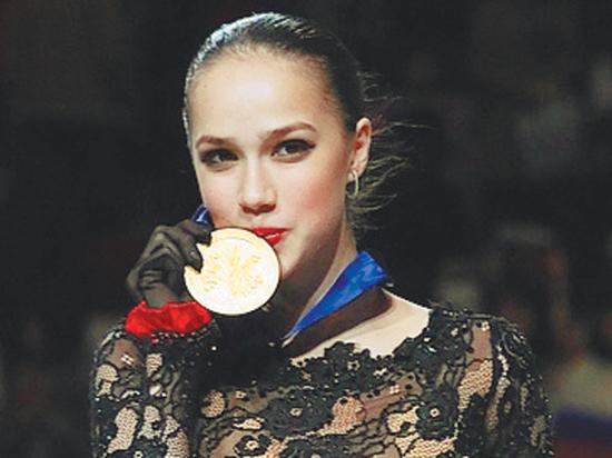 Олимпийская чемпионка Алина Загитова отмечает совершеннолетие