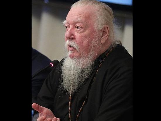 В РПЦ сообщили о состоянии протоиерея Димитрия Смирнова, заразившегося коронавирусом