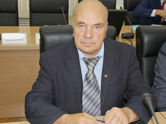 Депутат Заксобрания скончался от коронавируса в Чите