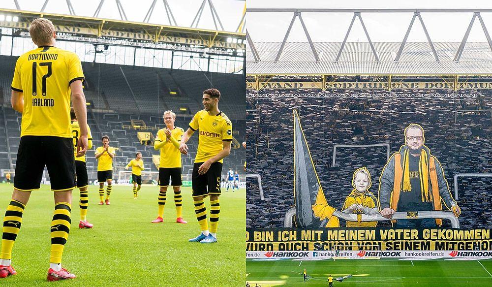 Футбол постапокалипсиса: немецкие стадионы до и во время пандемии