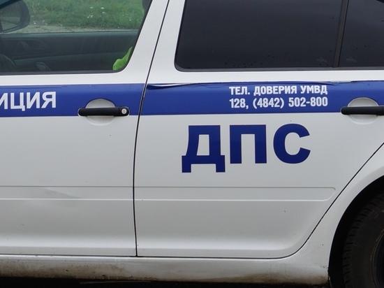 Водитель иномарки погиб в ДТП под Калугой
