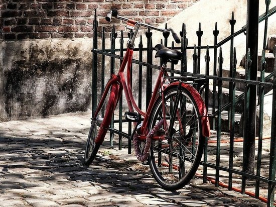 В Марий Эл произошли две кражи велосипедов