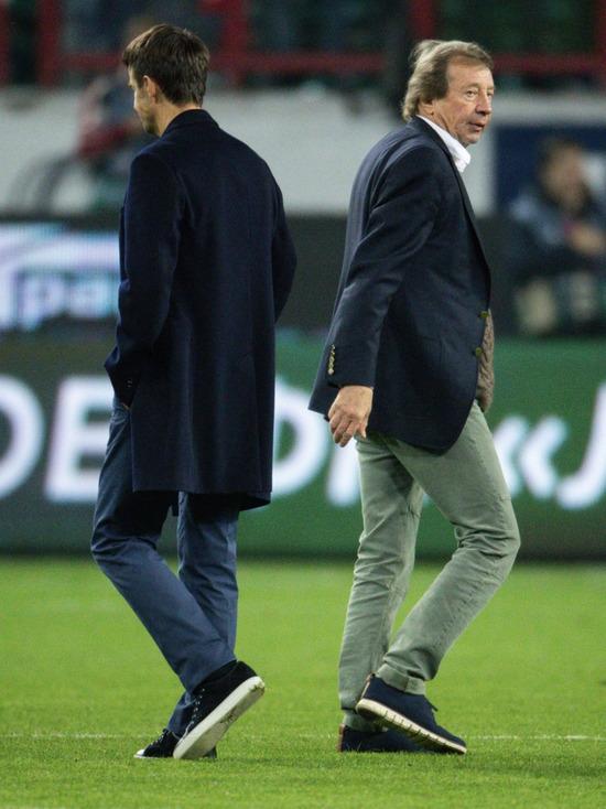 Клуб согласился подписать новое соглашение на условиях тренера