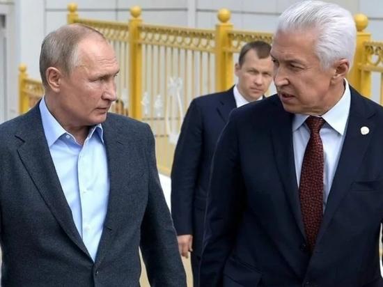 Прямая линия с Президентом: Путин Васильева не сдаст
