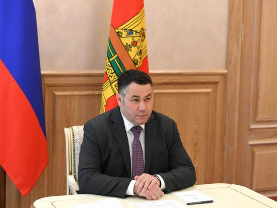 В Тверской области создадут дополнительный коечный фонд для больных COVID-19