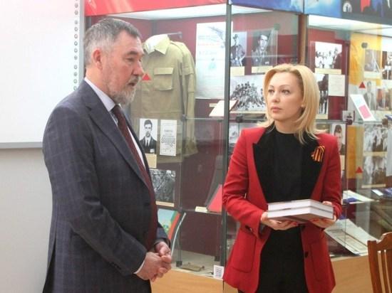 Депутат ГДРФ от Ставрополья поздравила музейных работников