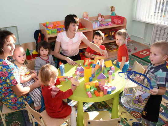 В детские сады Марий Эл впервые придут 10 тысяч воспитанников