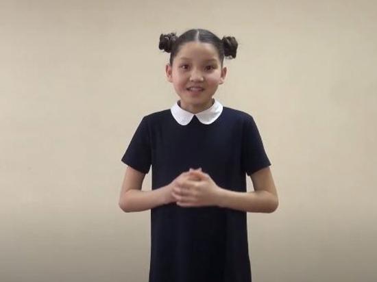 Хабаровская школьница вошла в суперфинал конкурса чтецов