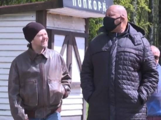 В Ярославле «отбывает карантин» сын Эллы Фитцджеральд