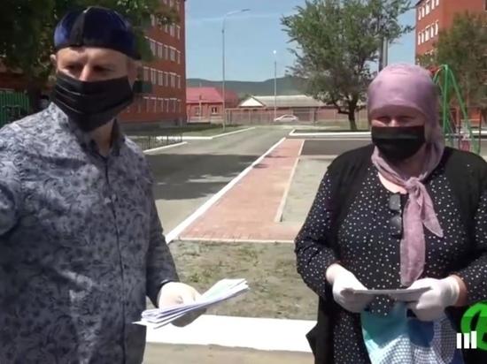 В Чечне малоимущим подарили квартиры с ремонтом