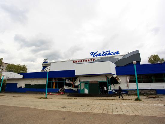 Коворкинг головного мозга: в Иркутске бывший кинотеатр стал полем битвы
