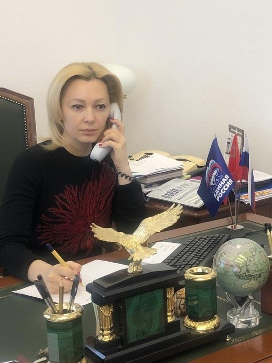 В Госдуме РФ отмечают рост обращений избирателей на фоне пандемии