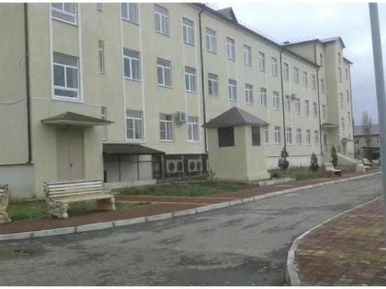 В больнице Дербента введут режим ЧС