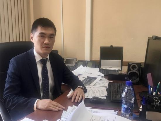 Первый заместитель главы Минстроя назначен в Забайкалье