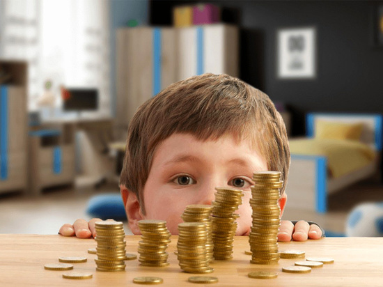 В Забайкалье назвали общую сумму «президентских» выплат для детей