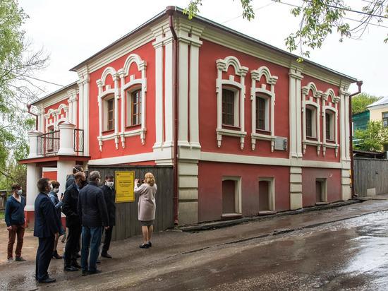 Дом Тарубаевых в Калуге станет новой точкой экскурсионных маршрутов