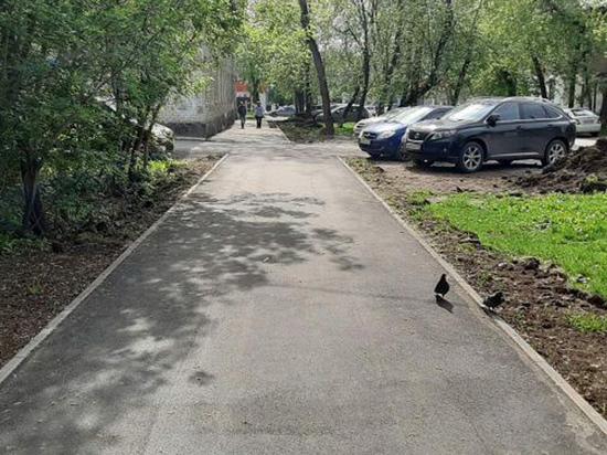 В Перми начинается приемка отремонтированных тротуаров