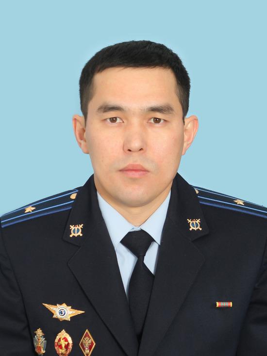 Калмыцкий следователь занесен на федеральную Доску Почета